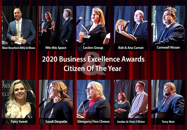Cornwall Chamber of Commerce Awards 2020