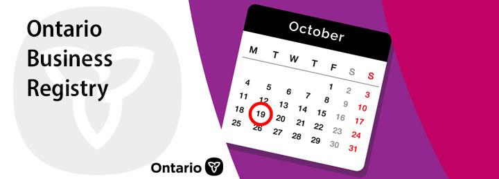 Ontario Business Registry